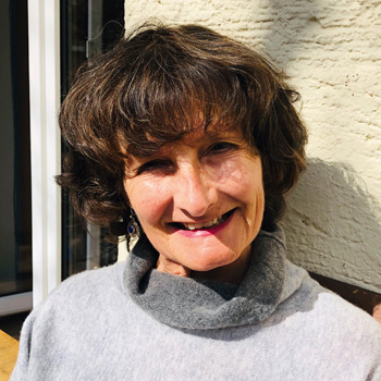 Birgit  Brantl-Schwaiger - Portraitfoto