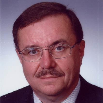 Karlheinz  Walz - Portraitfoto