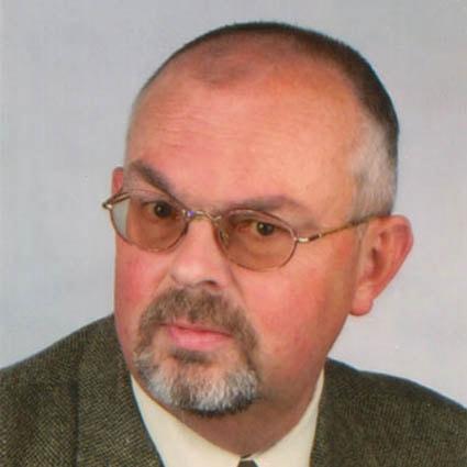 Klaus H.  Feder - Portraitfoto