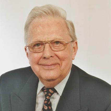 Otto C.  Flämig - Portraitfoto