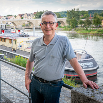 Prof. Dr. Peter  Morsbach - Portraitfoto