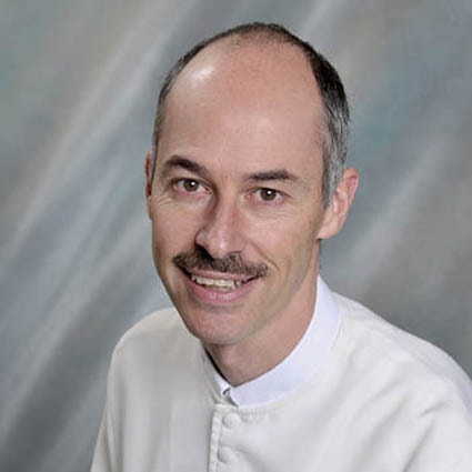 Simon Petrus o. praem. - Portraitfoto