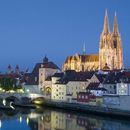 Stadt Regensburg - Portraitfoto