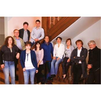 Verband deutscher Schriftstellerinnen und Schriftsteller Ostbayern - Portraitfoto