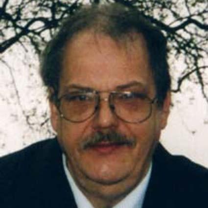 Wolfgang J.  Mehlhausen - Portraitfoto