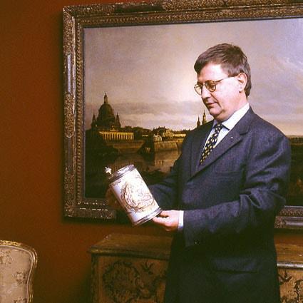 Wolfgang L.  Eller - Portraitfoto