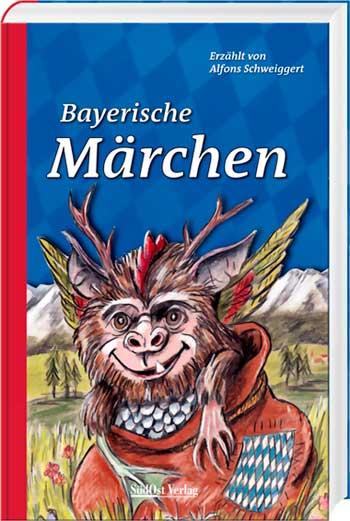Bayerische Märchen - Cover