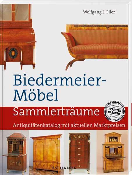 Biedermeier-Möbel - Cover