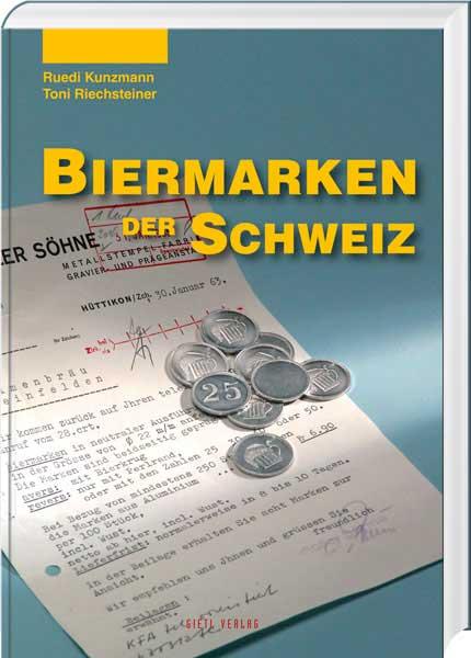 Biermarken der Schweiz - Cover