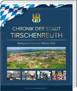 Chronik der Stadt Tirschenreuth - Cover