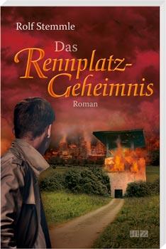 Das Rennplatz-Geheimnis - Cover