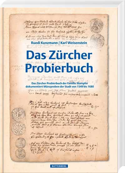Das Zürcher Probierbuch - Cover