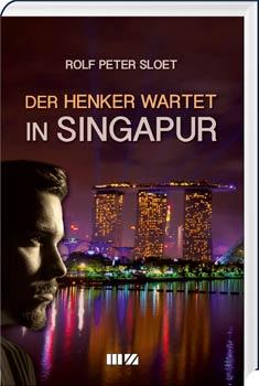 Der Henker wartet in Singapur - Cover