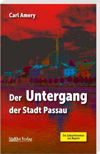 Der Untergang der Stadt Passau - Cover