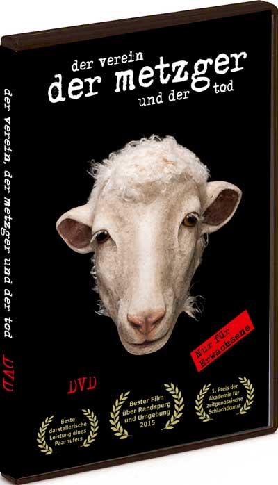 Der Verein, der Metzger und der Tod (DVD) - Cover