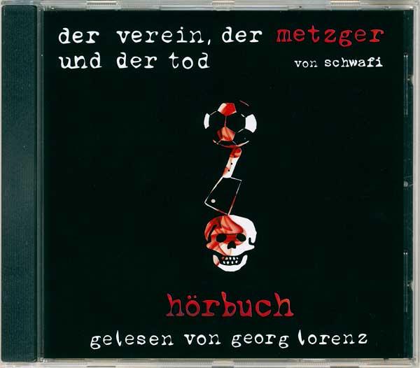 Der Verein, der Metzger und der Tod (Hörbuch) - Cover