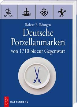 Deutsche Porzellanmarken - Cover