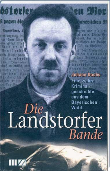 Die Landstorfer Bande - Cover