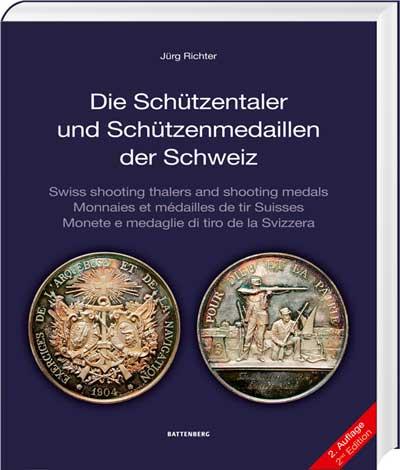 Die Schützentaler und Schützenmedaillen der Schweiz - Cover