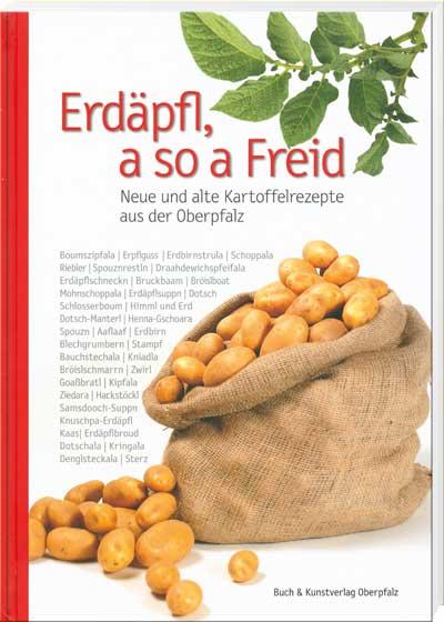 Erdäpfl, a so a Freid - Cover