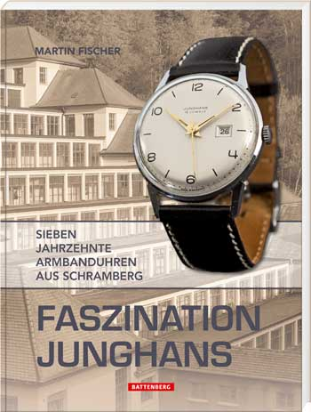 Faszination Junghans - Cover