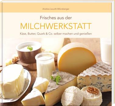 Frisches aus der Milchwerkstatt - Cover