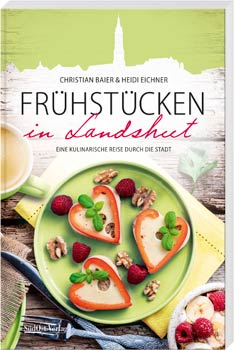 Frühstücken in Landshut - Cover