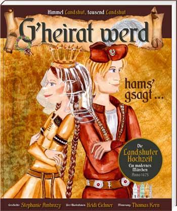 Gheirat werd, hams gsagt ... - Cover