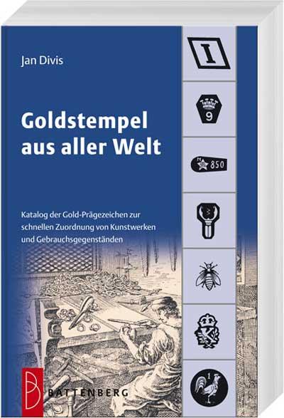 Goldstempel aus aller Welt - Cover