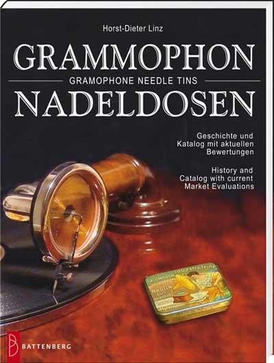 Grammophon Nadeldosen / Gramophone Needle Tins - Cover
