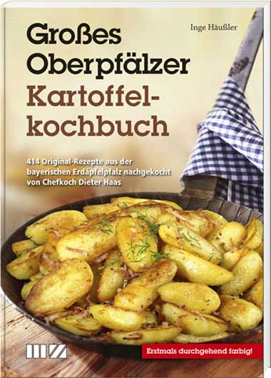 Großes Oberpfälzer Kartoffelkochbuch - Cover