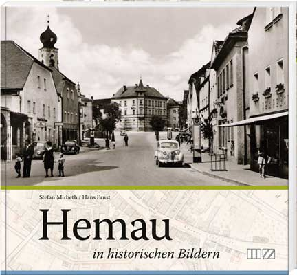 Hemau in historischen Bildern - Cover