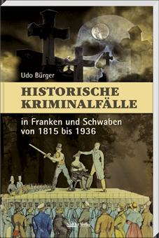 Historische Kriminalfälle - Cover