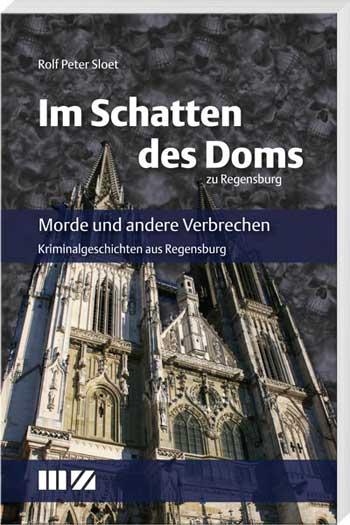 Im Schatten des Doms zu Regensburg - Cover