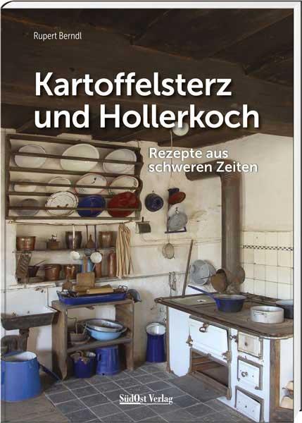 Kartoffelsterz und Hollerkoch - Cover