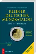 Kleiner deutscher Münzkatalog - Cover
