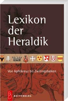 Lexikon der Heraldik - Cover