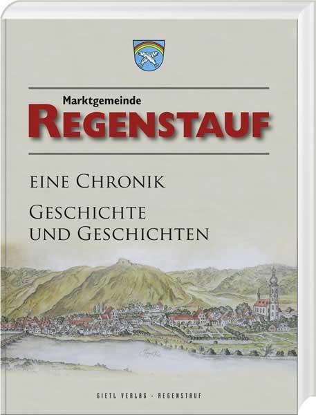 Marktgemeinde Regenstauf - Cover