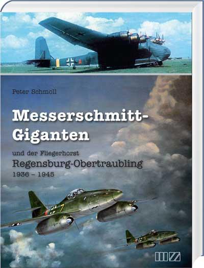 Messerschmitt-Giganten - Cover