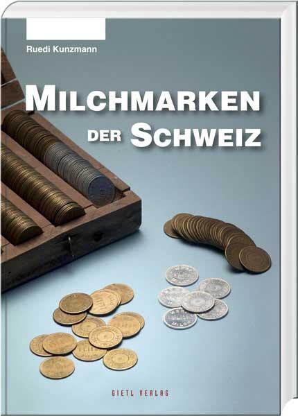 Milchmarken der Schweiz - Cover