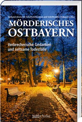 Mörderisches Ostbayern - Cover