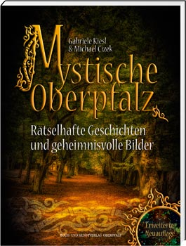 Mystische Oberpfalz - Cover