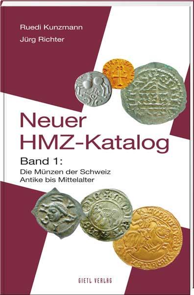 Neuer HMZ-Katalog, Band 1 - Cover