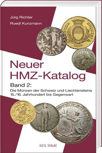Neuer HMZ-Katalog, Band 2 - Cover