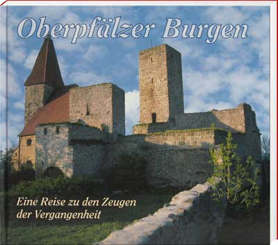 Oberpfälzer Burgen - Cover
