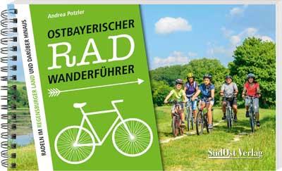 Ostbayerischer Radwanderführer - Cover