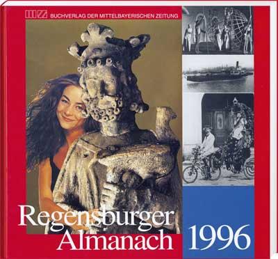 Regensburger Almanach 1996 - Cover