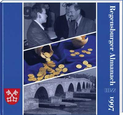Regensburger Almanach 1997 - Cover