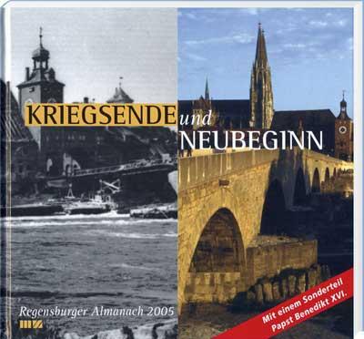 Regensburger Almanach 2005 - Cover