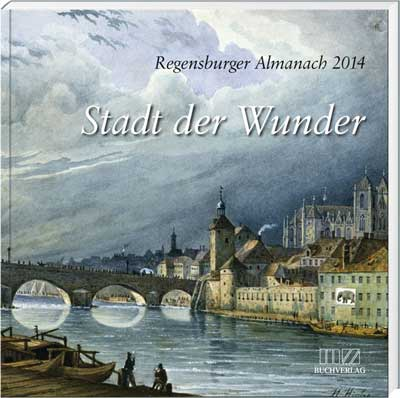 Regensburger Almanach 2014 - Cover